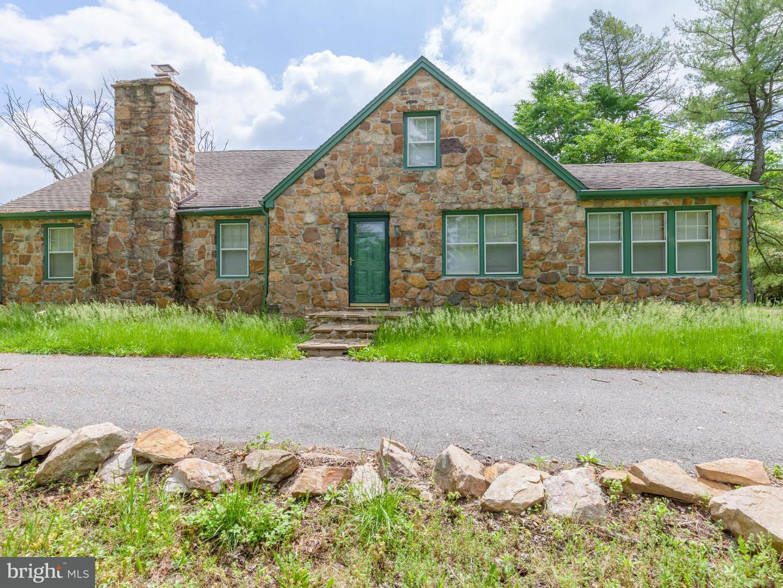 Single Family for Sale at 14717 White Oak Rdg Hancock, Maryland 21750 United States