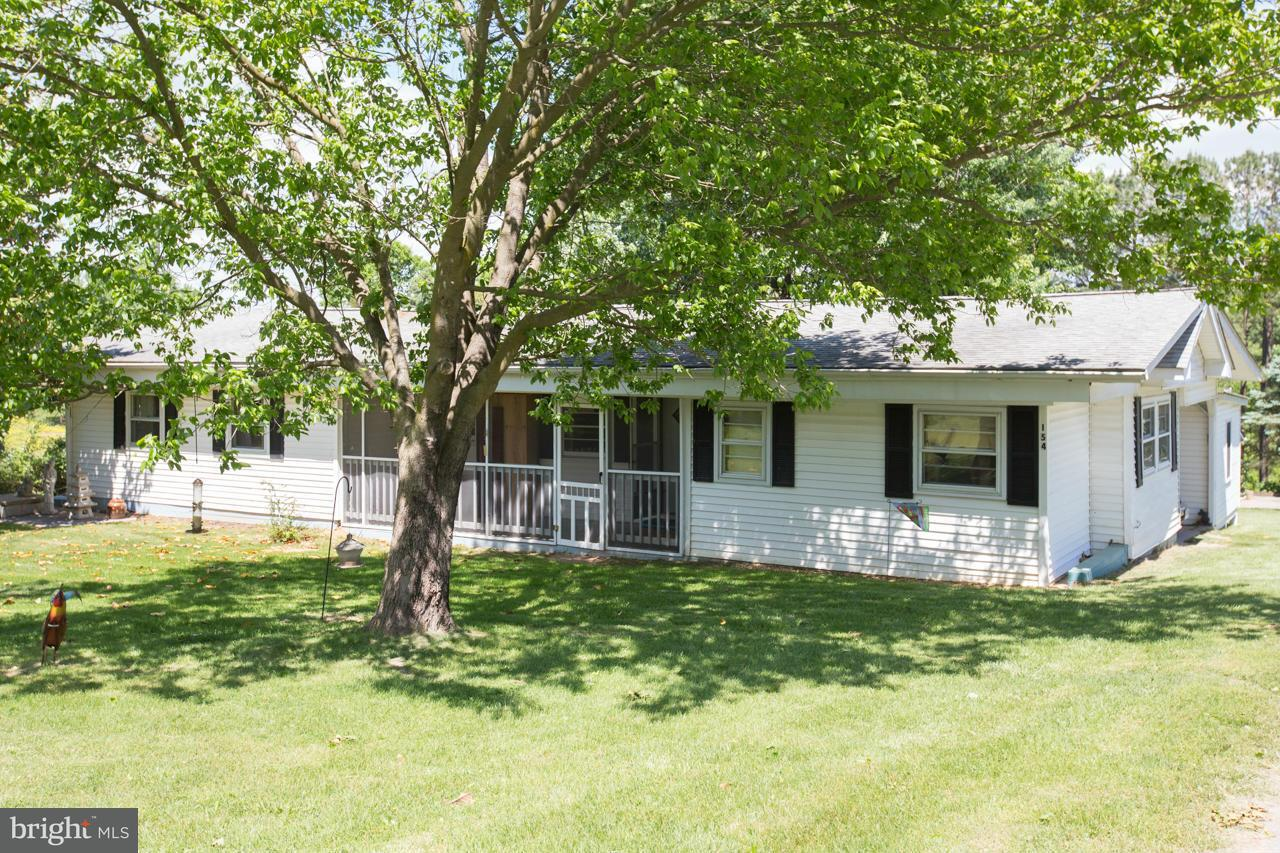 Single Family for Sale at 154 Sunrise Dr Rileyville, Virginia 22650 United States