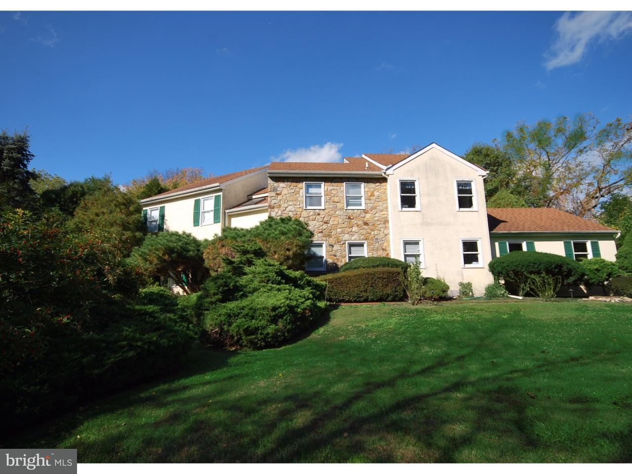 Single Family Home for Rent at 455 RED COAT LN #B Wayne, Pennsylvania 19087 United States