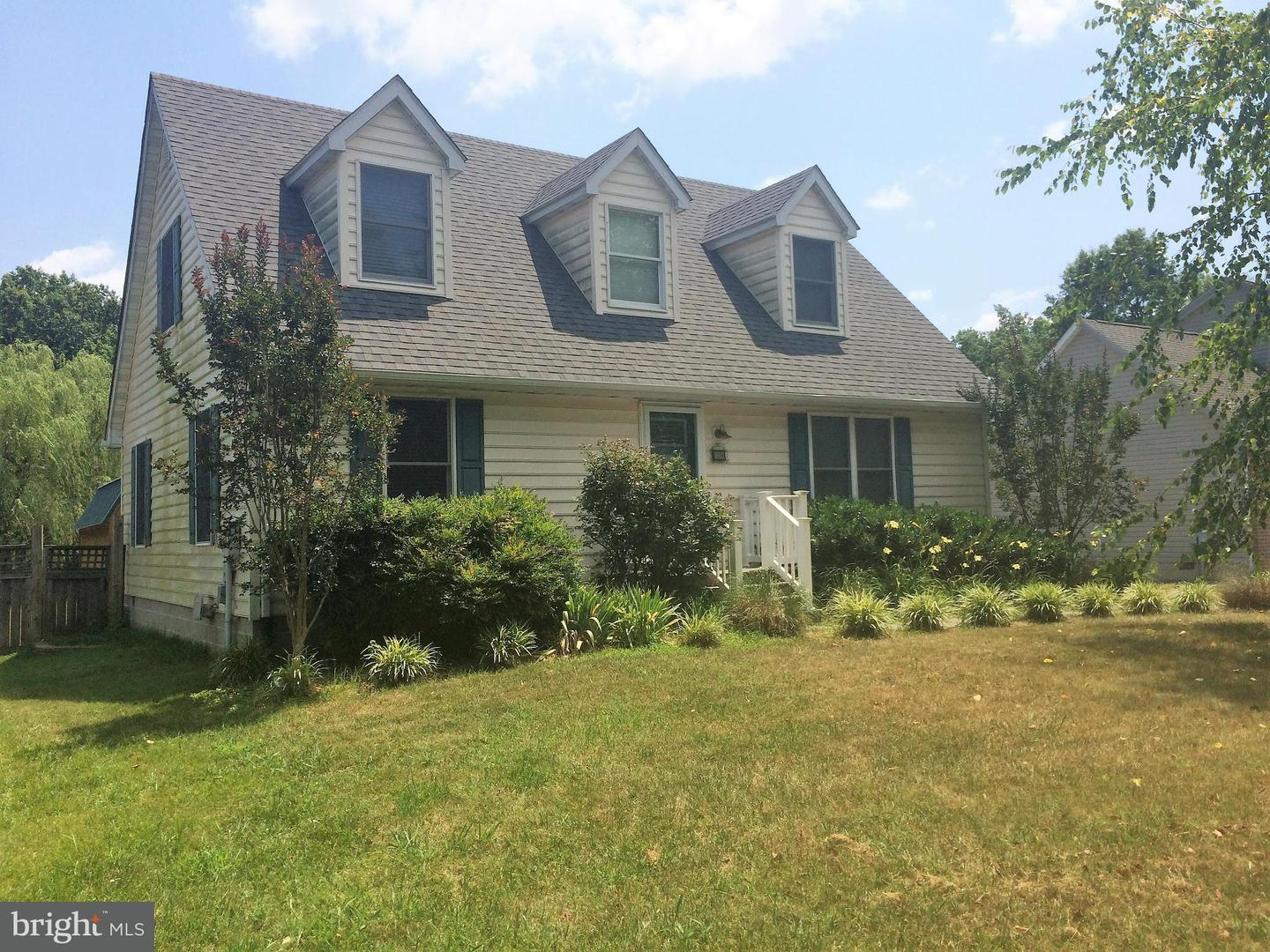 Other Residential for Rent at 756 Kimberly Way Stevensville, Maryland 21666 United States