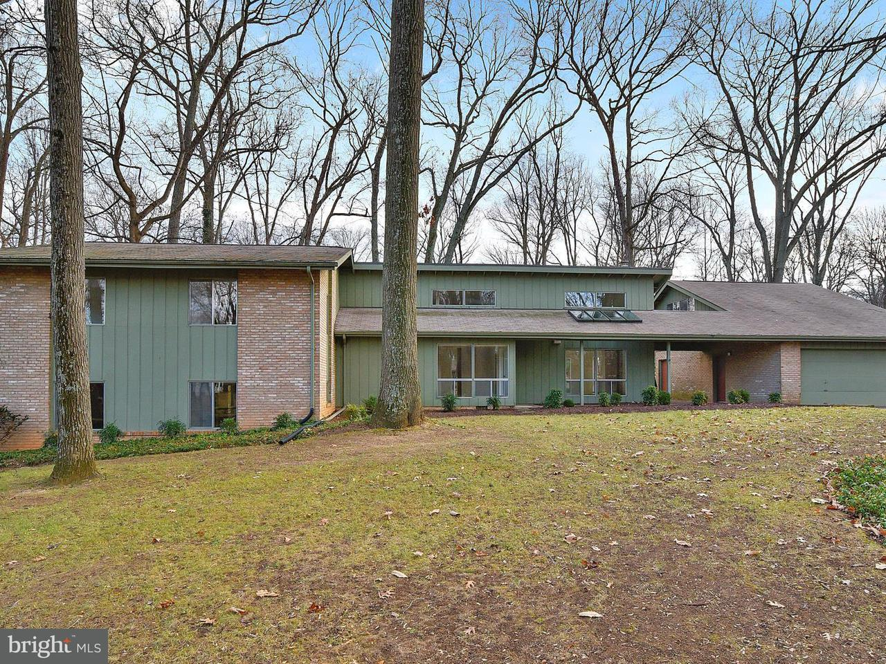 Single Family Home for Sale at 11703 Vale Road 11703 Vale Road Oakton, Virginia 22124 United States