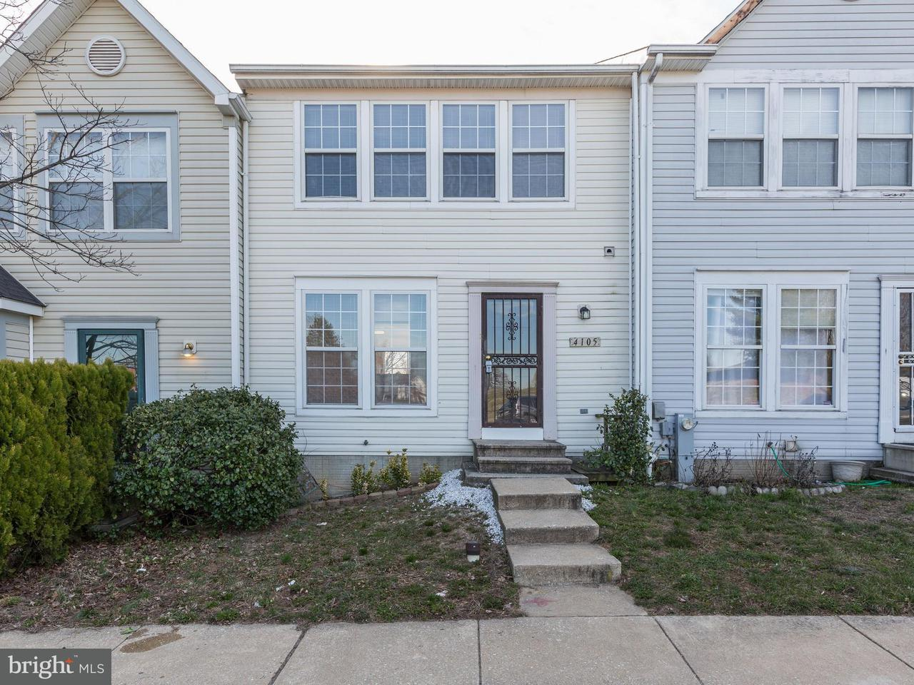 Single Family for Sale at 4105 Pascal Ave Baltimore, Maryland 21226 United States