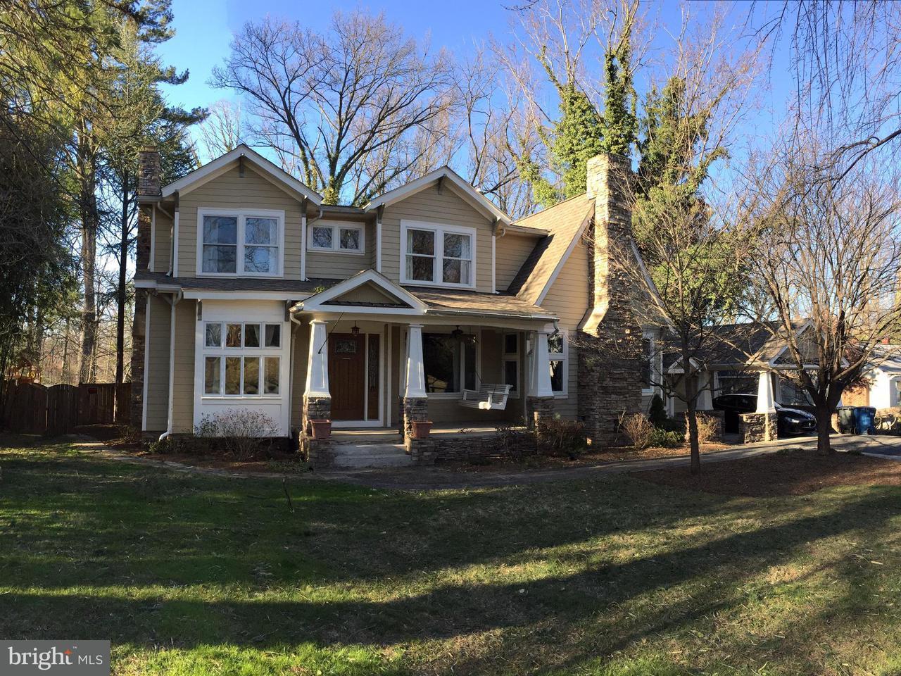 Villa per Vendita alle ore 7814 Ridgewood Drive 7814 Ridgewood Drive Annandale, Virginia 22003 Stati Uniti