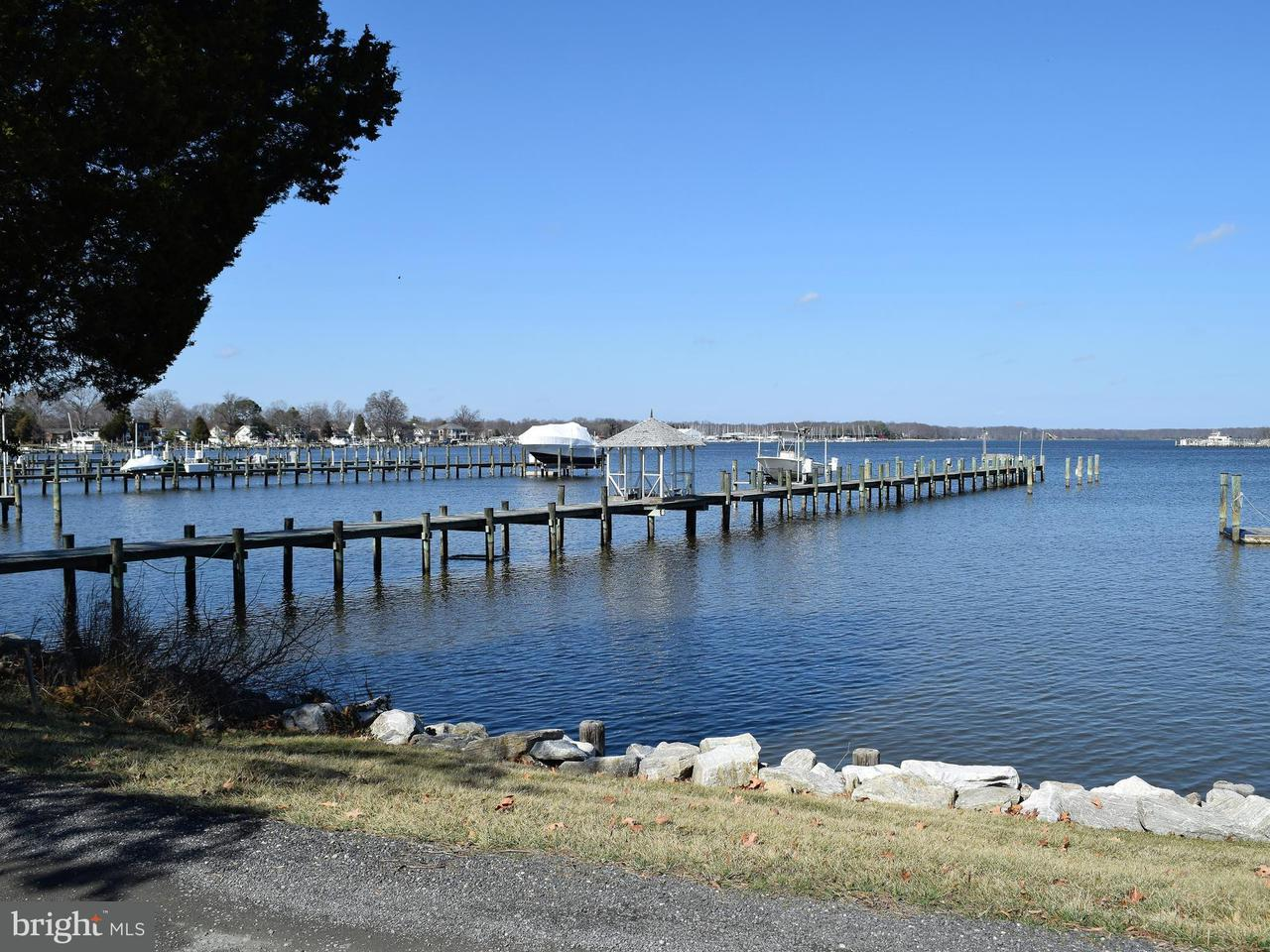Single Family Home for Sale at 1025 Back Bay Beach Road 1025 Back Bay Beach Road West River, Maryland 20778 United States