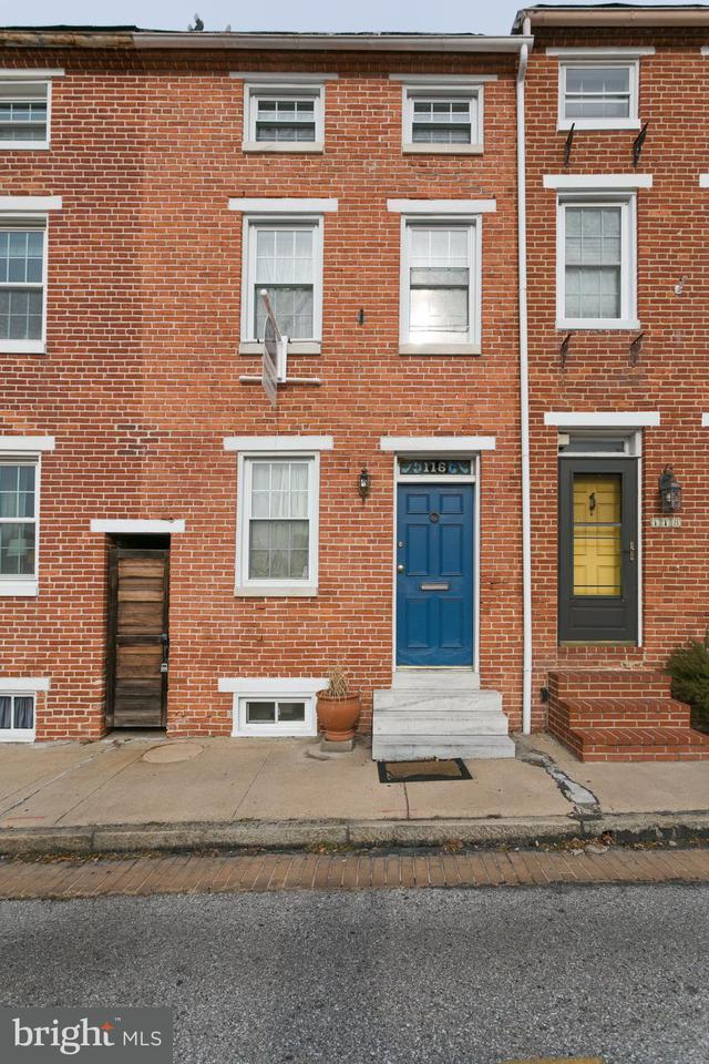 Other Residential for Rent at 116 Hamburg St E Baltimore, Maryland 21230 United States