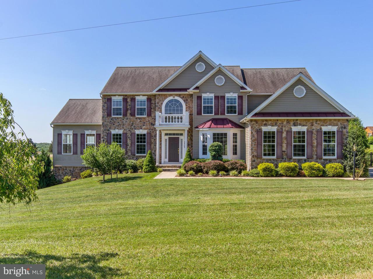 Einfamilienhaus für Verkauf beim 2505 Bollinger Mill Road 2505 Bollinger Mill Road Finksburg, Maryland 21048 Vereinigte Staaten