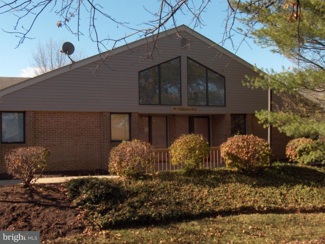 独户住宅 为 出租 在 390 MIDDLETOWN BLVD #612 Langhorne, 宾夕法尼亚州 19047 美国