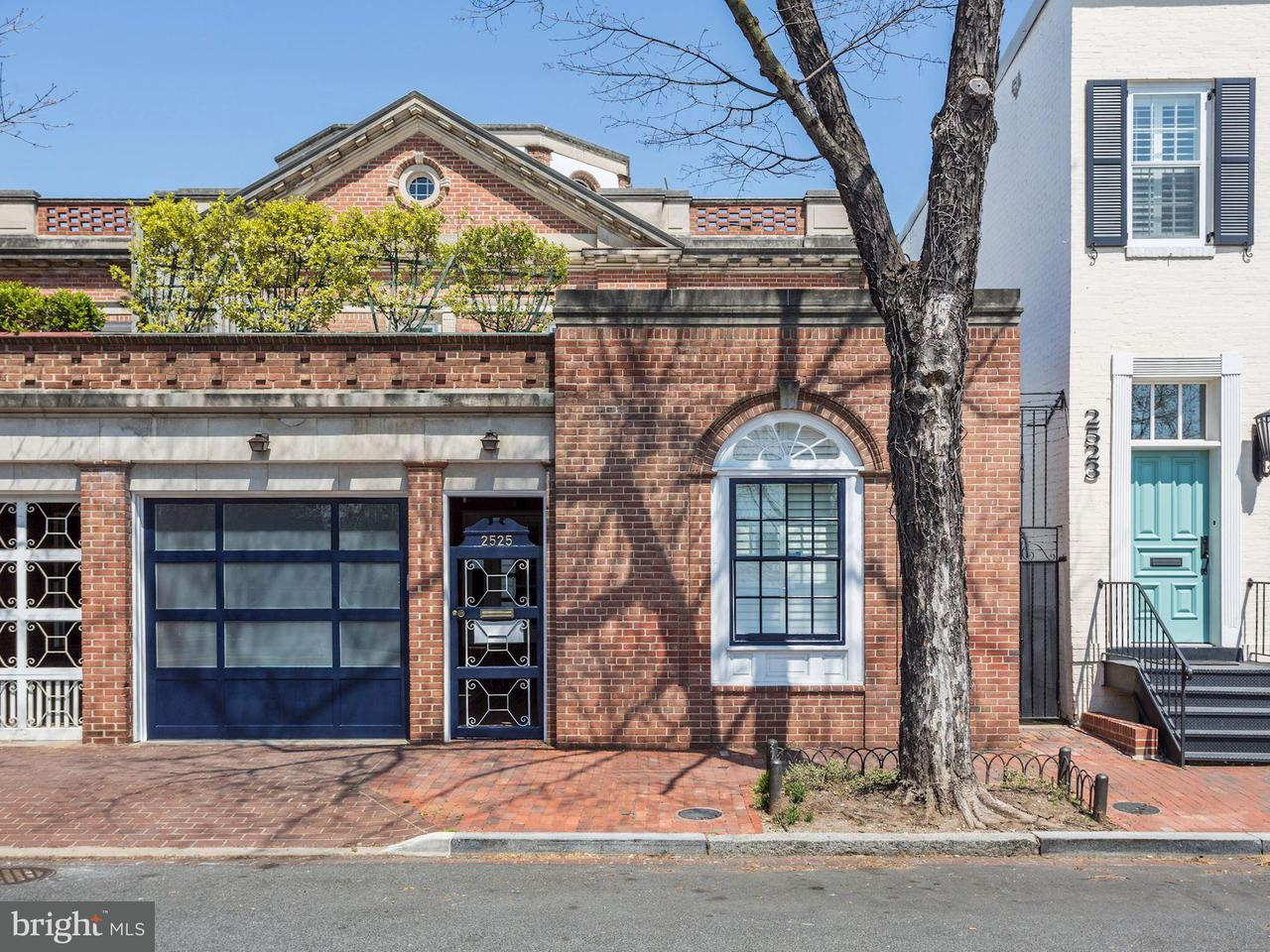Single Family for Sale at 2525 P St NW Washington, District Of Columbia 20007 United States