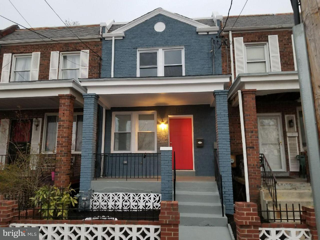 Single Family Home for Sale at 1615 Fairlawn Ave Se 1615 Fairlawn Ave Se Washington, District Of Columbia 20020 United States