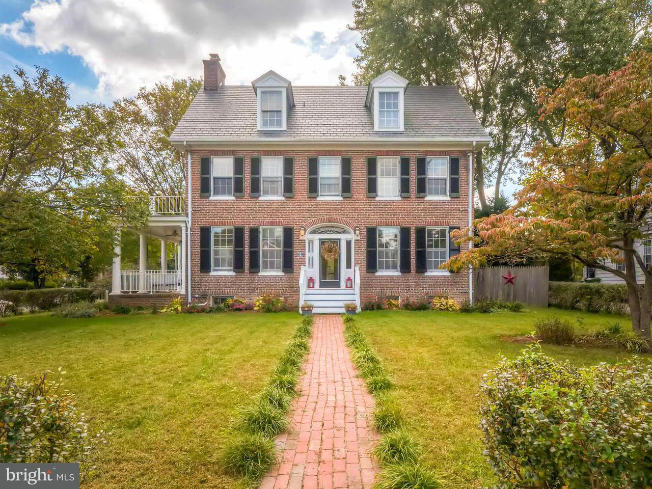 Single Family for Sale at 321 Gittings Ave Baltimore, Maryland 21212 United States