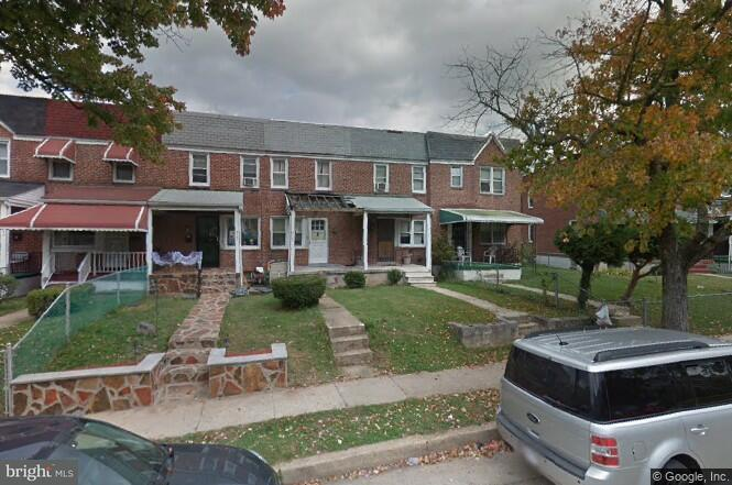 Single Family for Sale at 5131 Nelson Ave Baltimore, Maryland 21215 United States