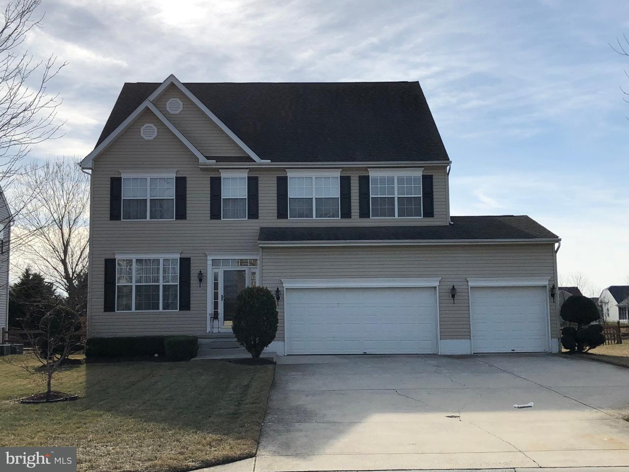 Maison unifamiliale pour l Vente à 1182 W BIRDIE Lane Magnolia, Delaware 19962 États-Unis