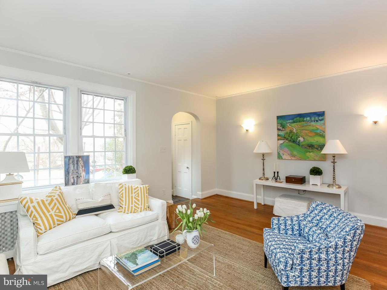 Single Family for Sale at 1920 35th St NW Washington, District Of Columbia 20007 United States