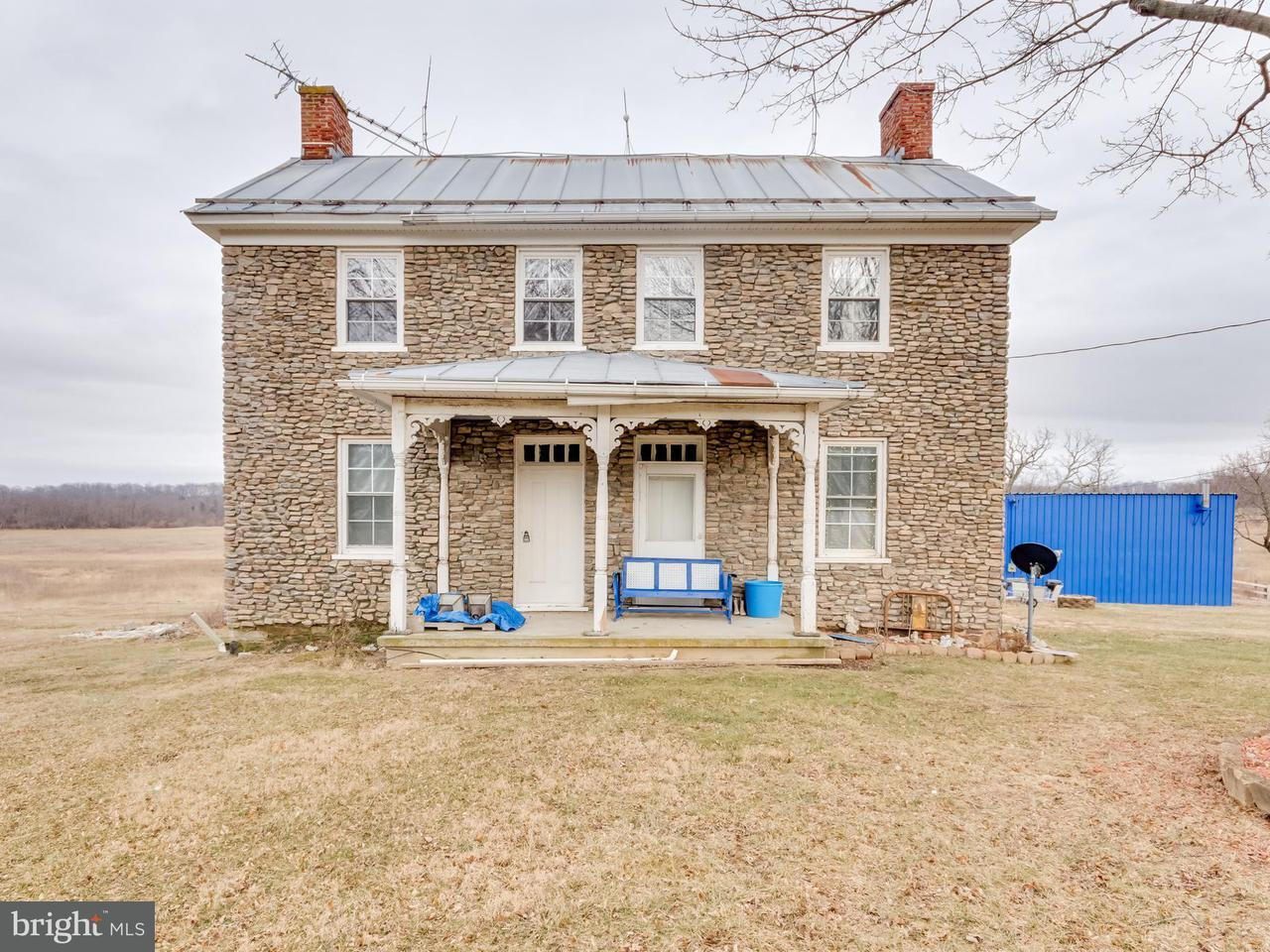 Farm for Sale at 3647 Dominion Rd Gerrardstown, West Virginia 25420 United States