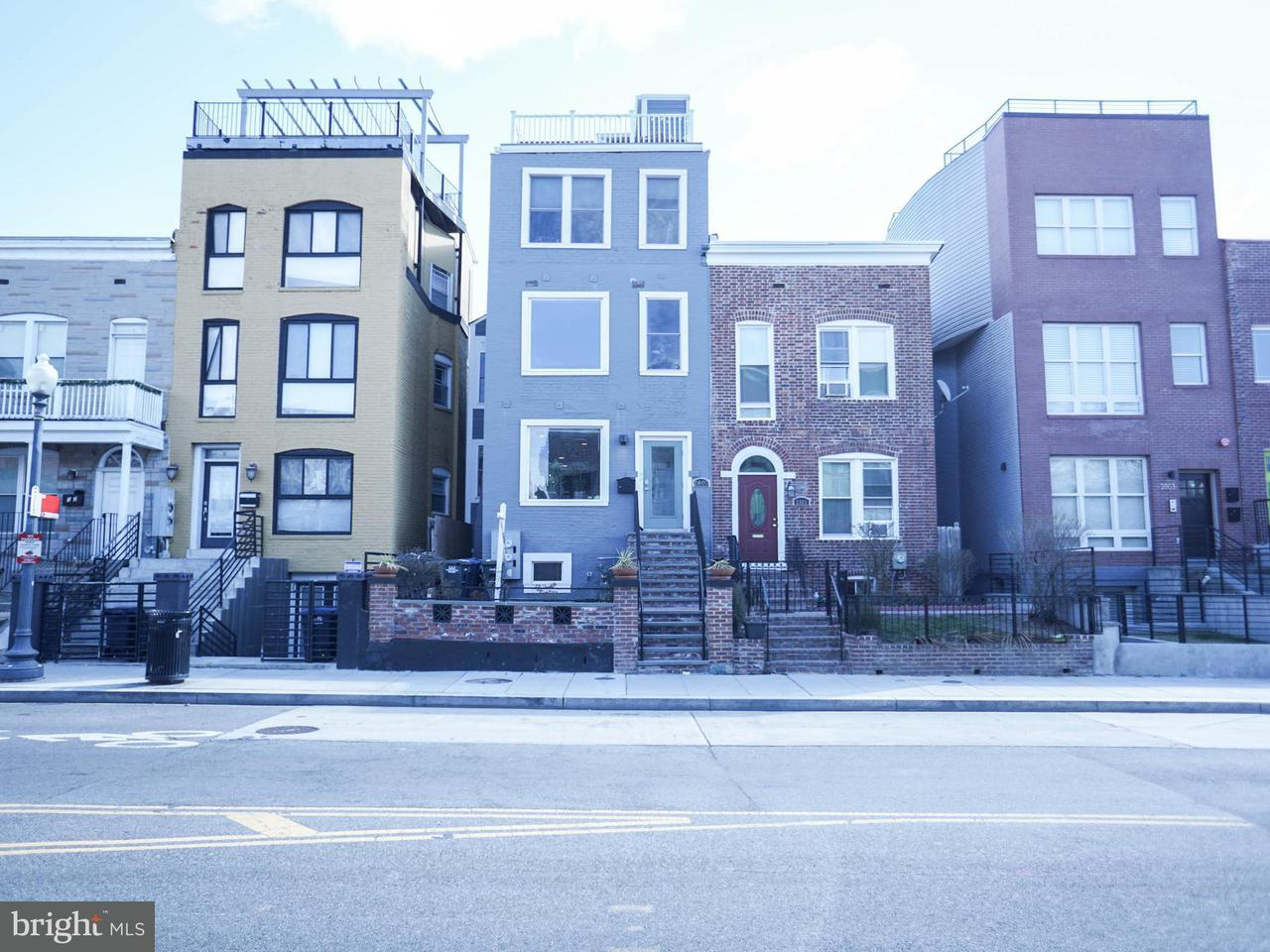 Single Family for Sale at 2807 Sherman Ave NW #a Washington, District Of Columbia 20001 United States