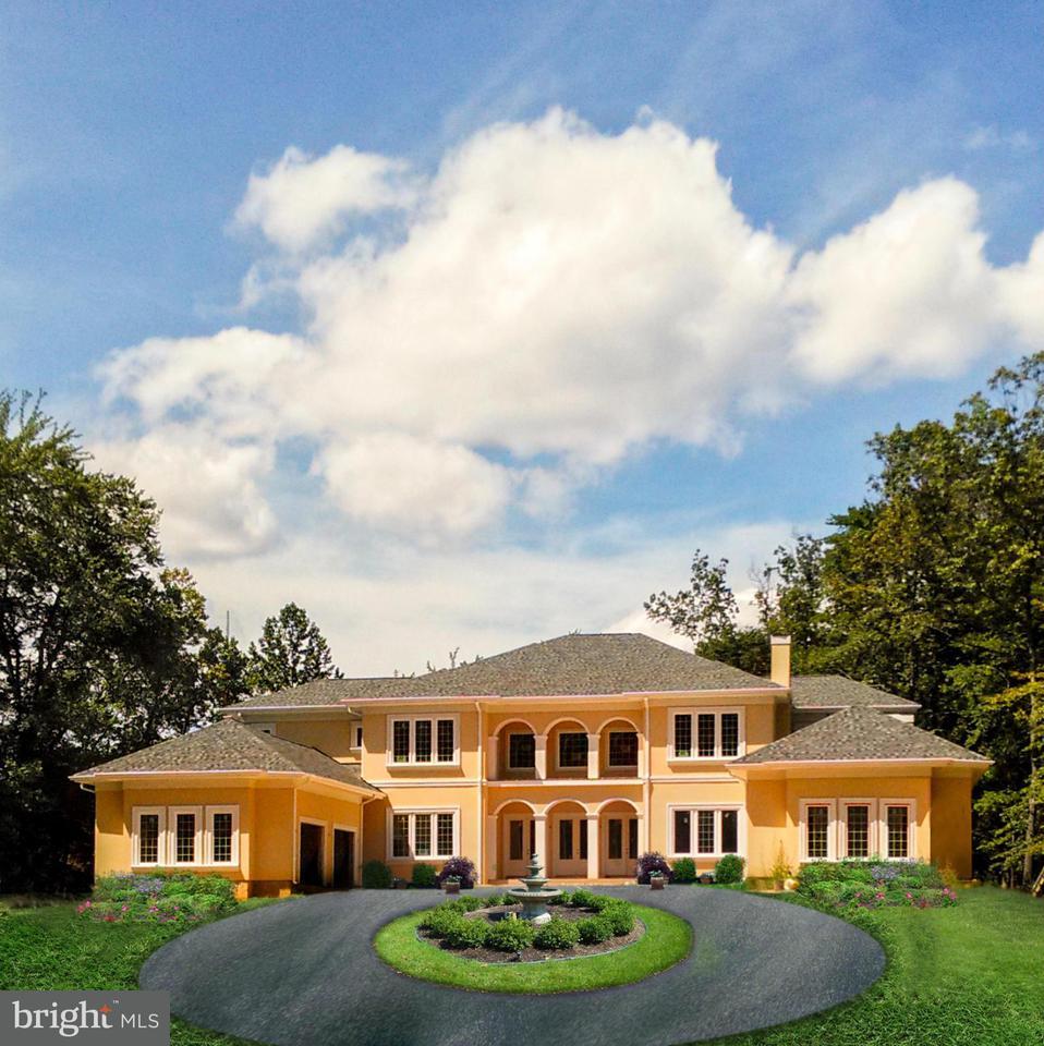獨棟家庭住宅 為 出售 在 10918 Woodfair Road 10918 Woodfair Road Fairfax Station, 弗吉尼亞州 22039 美國