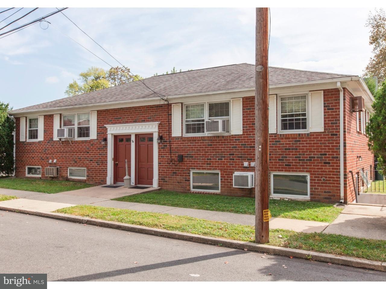 Quadraplex for Sale at 2519 CLAYTON ST #A-B Boothwyn, Pennsylvania 19061 United States