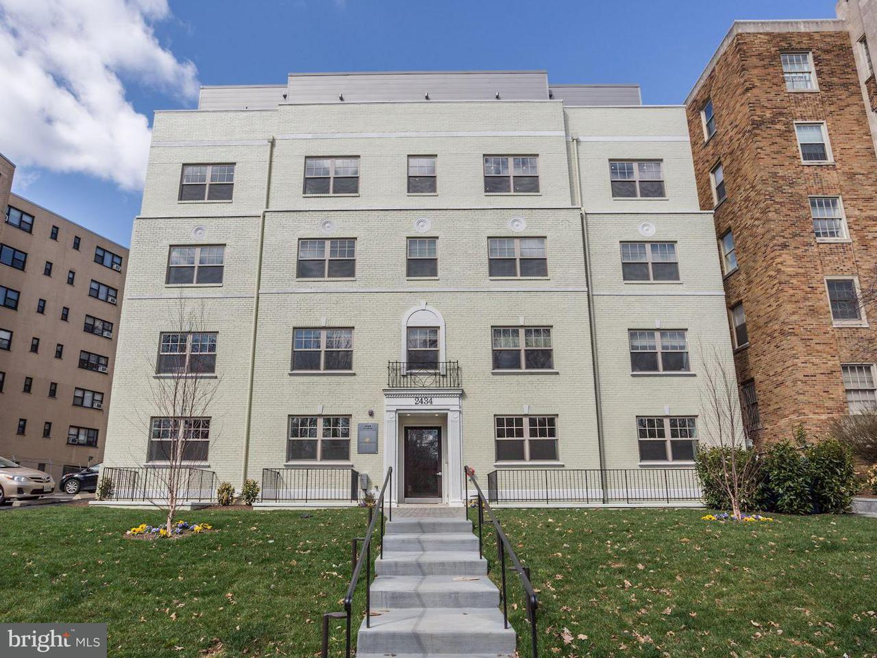 Single Family for Sale at 2434 16th St NW #ph401 Washington, District Of Columbia 20009 United States