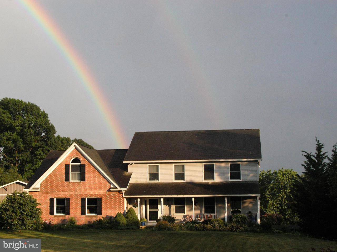Granja por un Venta en 4333 Hoffmanville Road 4333 Hoffmanville Road Millers, Maryland 21102 Estados Unidos