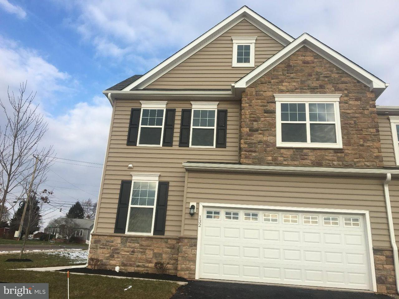 Townhouse for Rent at 132 AUBREY Lane Royersford, Pennsylvania 19468 United States