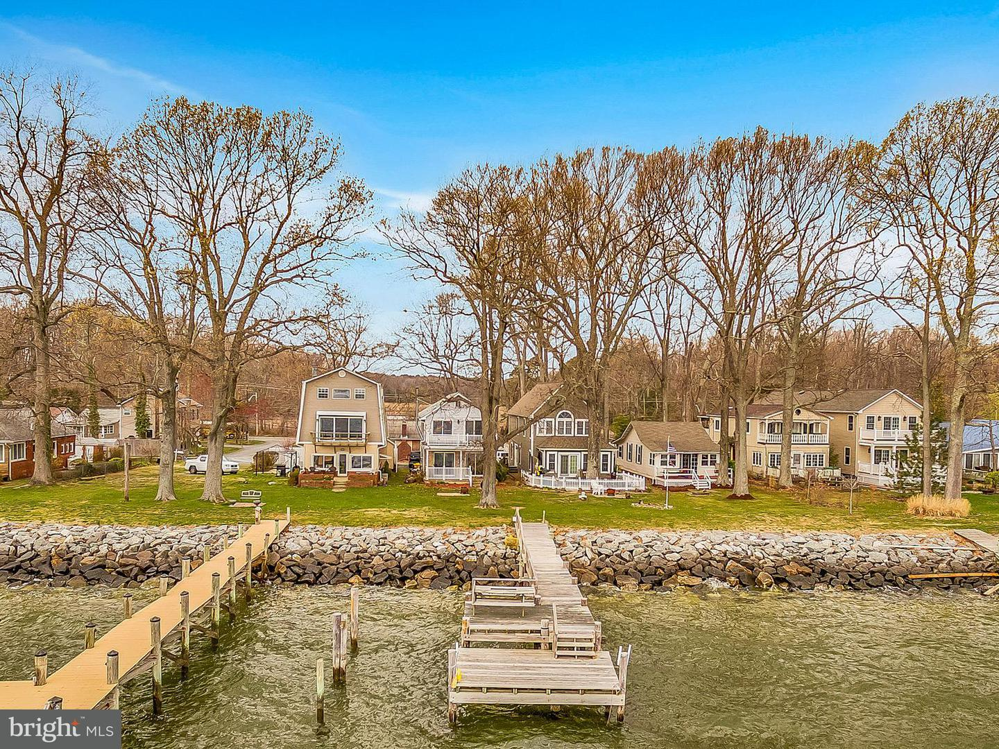 Single Family for Sale at 1028 Bay Front Ave North Beach, Maryland 20714 United States
