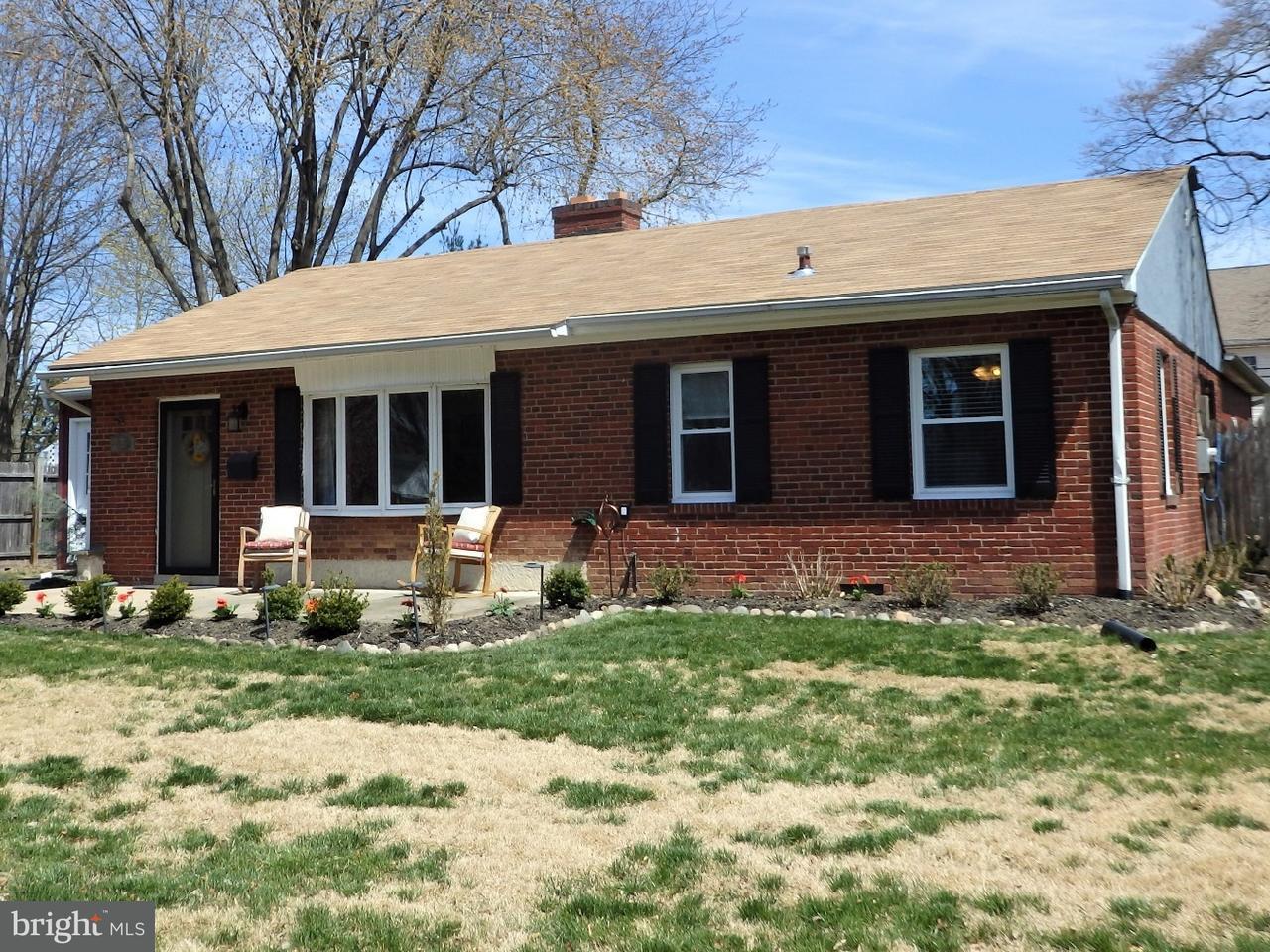 Частный односемейный дом для того Продажа на 2025 WOODSIDE Lane Broomall, Пенсильвания 19008 Соединенные Штаты