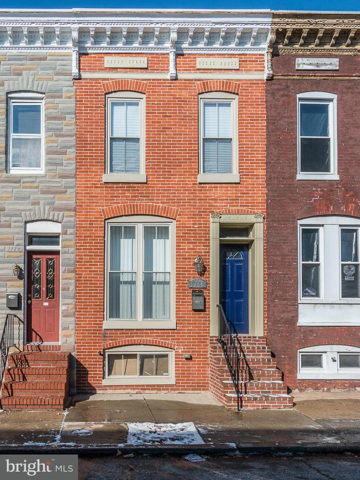 Other Residential for Rent at 1168 Cleveland St Baltimore, Maryland 21230 United States