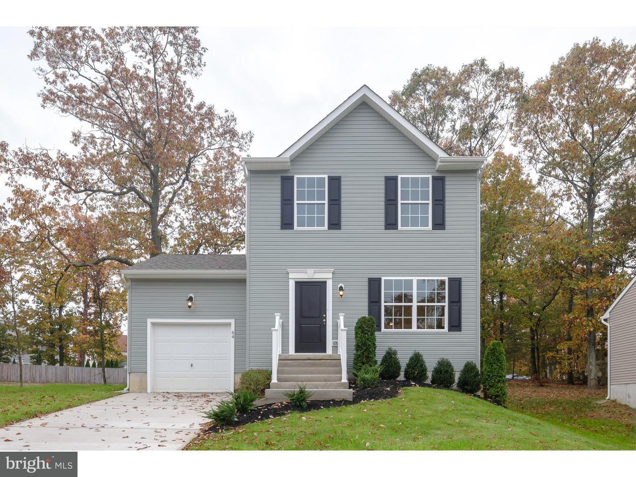 Maison unifamiliale pour l Vente à 137 E LAFAYETTE Avenue Magnolia, New Jersey 08049 États-Unis