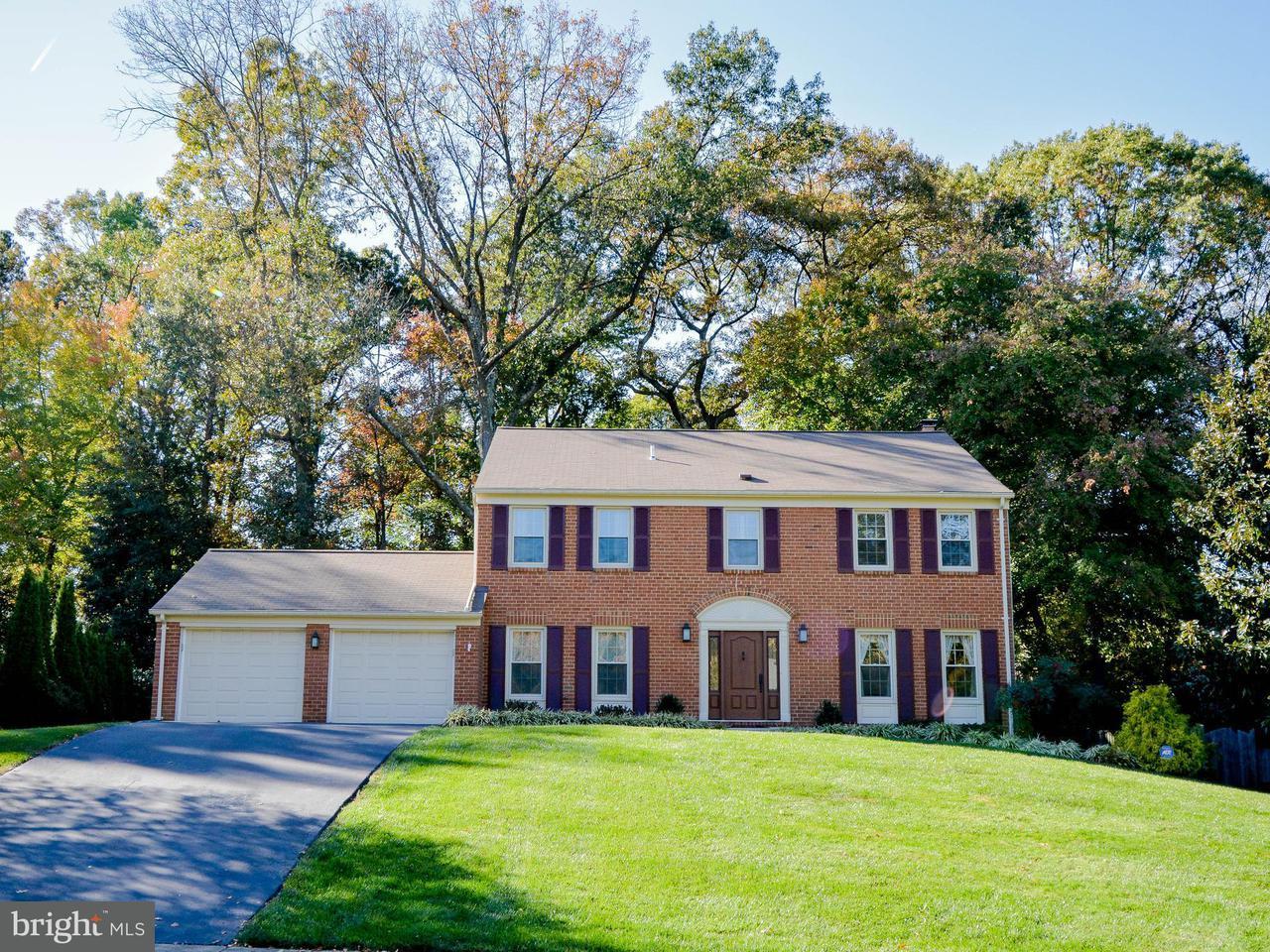 Eensgezinswoning voor Verkoop een t 11809 Grey Birch Place 11809 Grey Birch Place Reston, Virginia 20191 Verenigde Staten