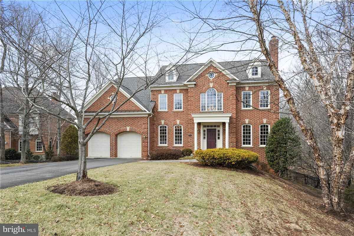 Single Family Home for Sale at 11344 Stonehouse Place 11344 Stonehouse Place Sterling, Virginia 20165 United States