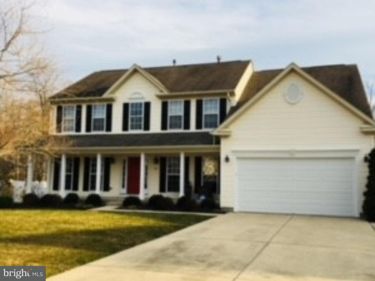 Enfamiljshus för Försäljning vid 28 JAMES Drive Waretown, New Jersey 08758 Usa