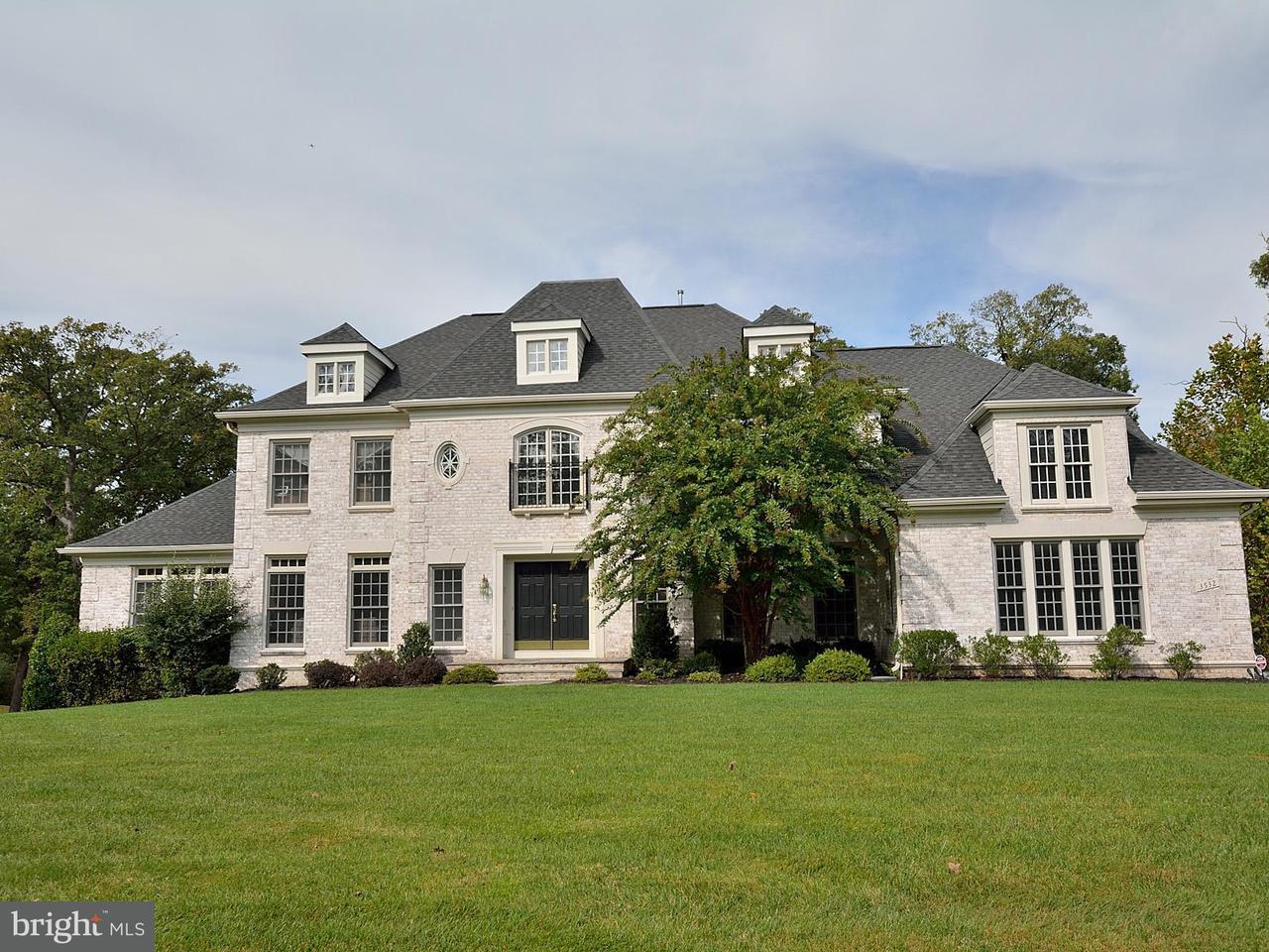 Single Family Home for Sale at 3532 Saint Augustine Lane 3532 Saint Augustine Lane Oakton, Virginia 22124 United States
