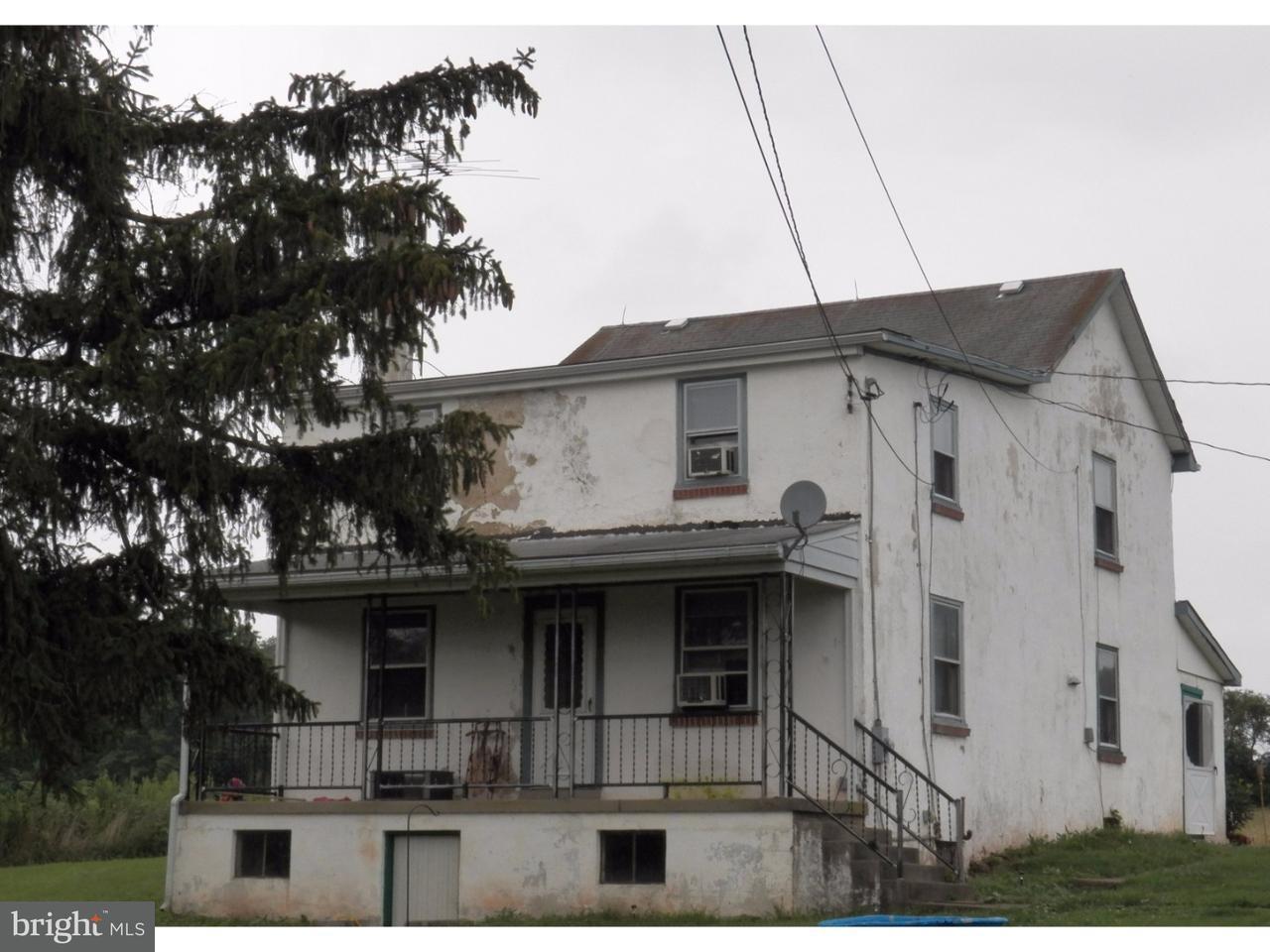 Maison unifamiliale pour l Vente à 2282 WARNER SCHOOL Road East Greenville, Pennsylvanie 18041 États-Unis