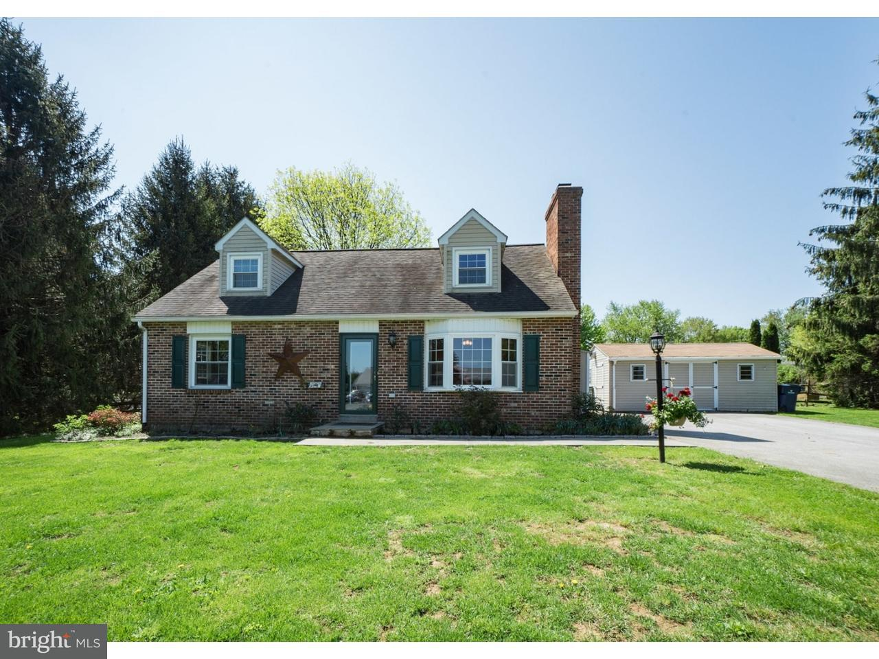 Single Family Home for Sale at 68 HOLSTEIN Drive Parkesburg, Pennsylvania 19365 United States