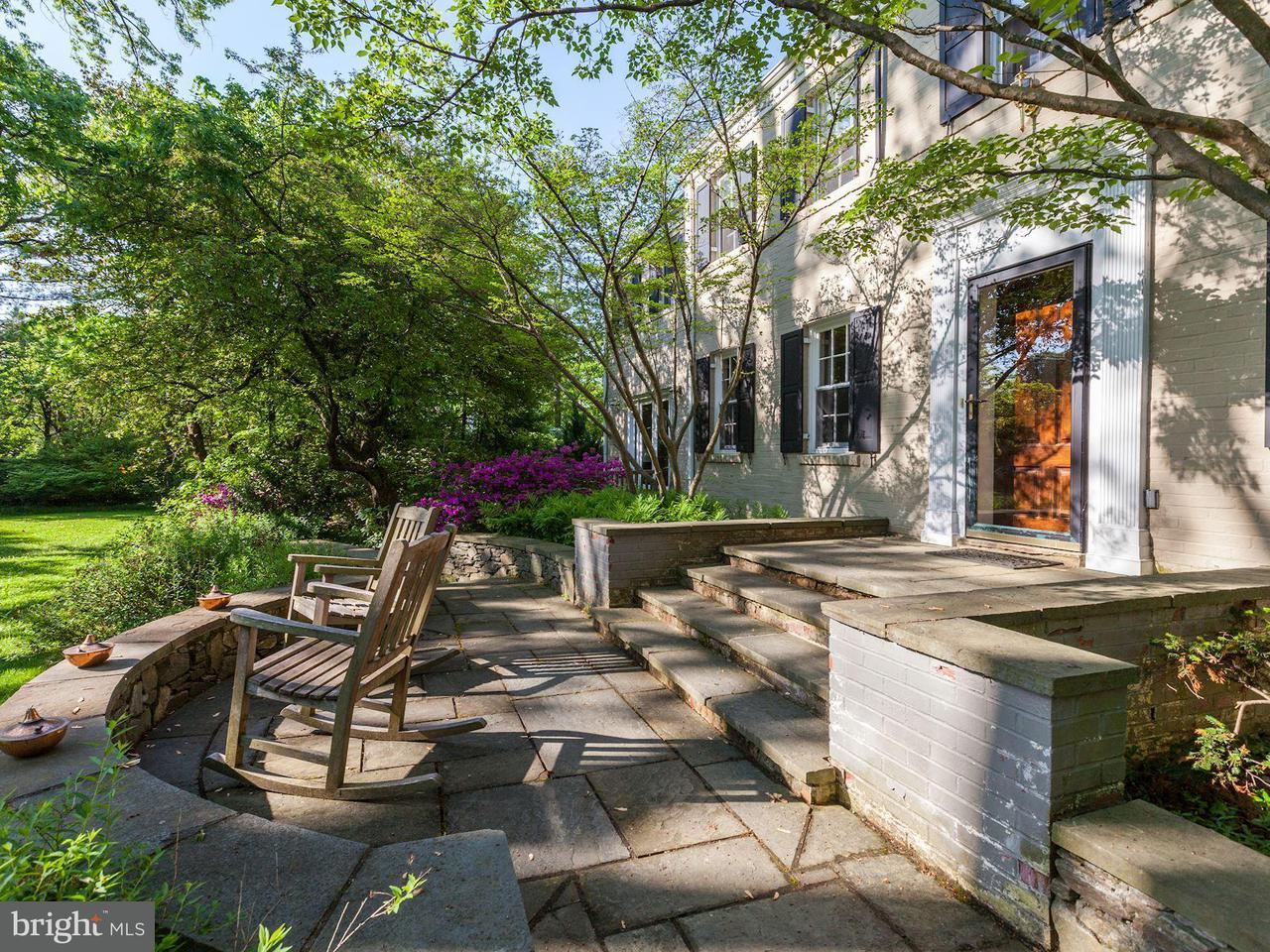 Single Family Home for Sale at 6800 Glenbrook Road 6800 Glenbrook Road Bethesda, Maryland 20816 United States