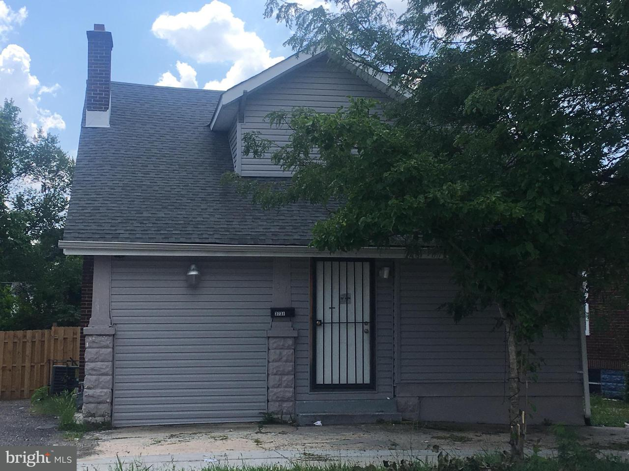 Single Family for Sale at 3731 Rhode Island Ave Brentwood, Maryland 20722 United States