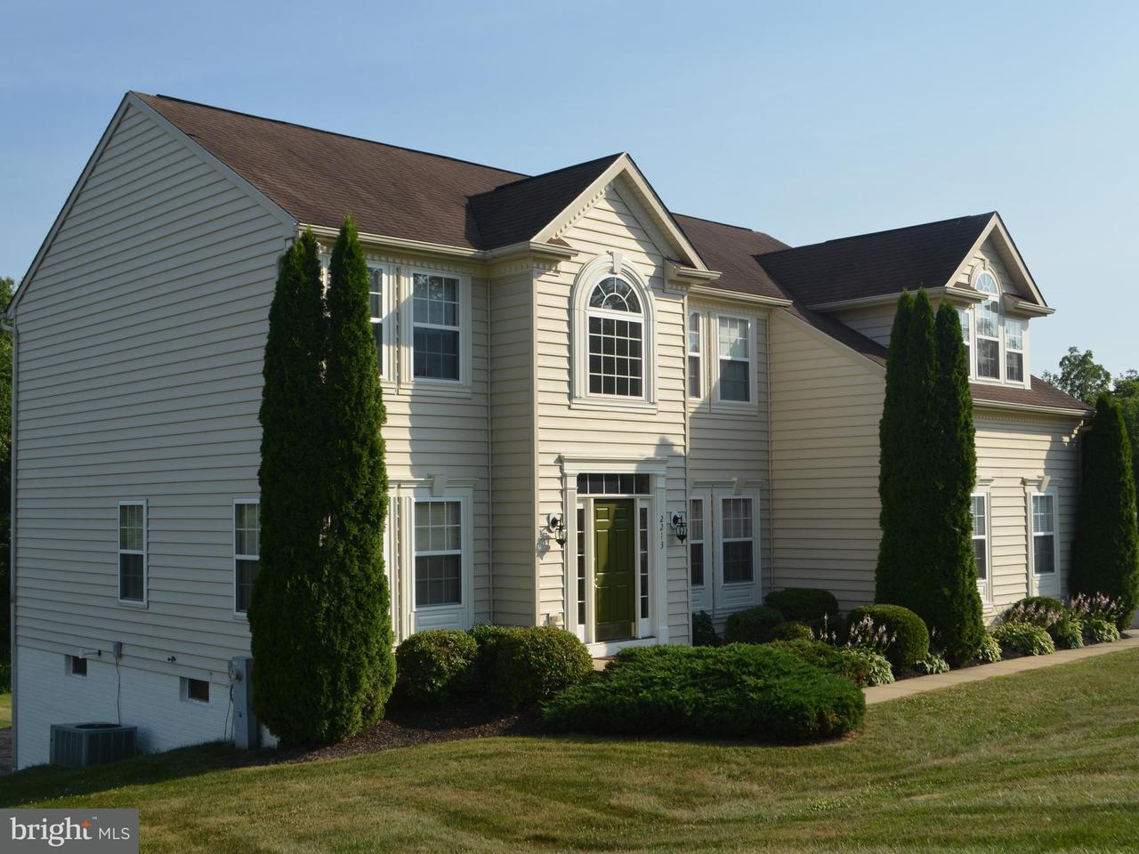 Casa Unifamiliar por un Venta en 2213 River Bend Court 2213 River Bend Court White Hall, Maryland 21161 Estados Unidos