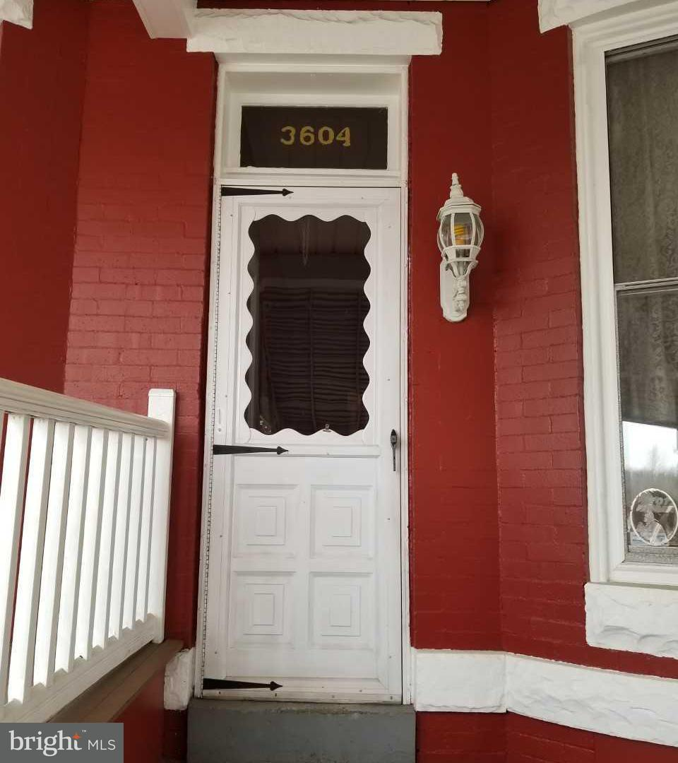 Single Family for Sale at 3604 Keswick Rd Baltimore, Maryland 21211 United States