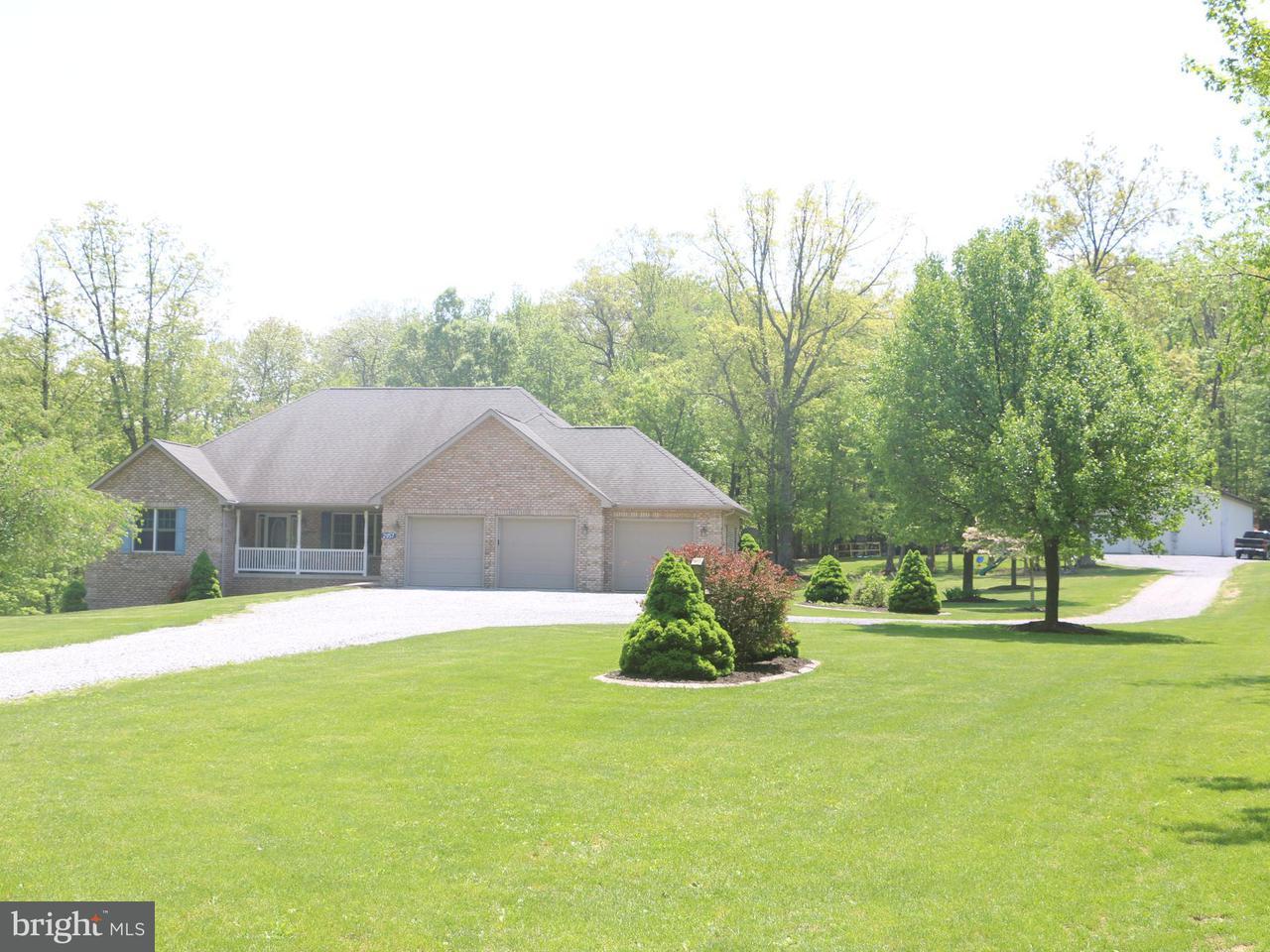 Частный односемейный дом для того Продажа на 21157 Keadle Road 21157 Keadle Road Boonsboro, Мэриленд 21713 Соединенные Штаты
