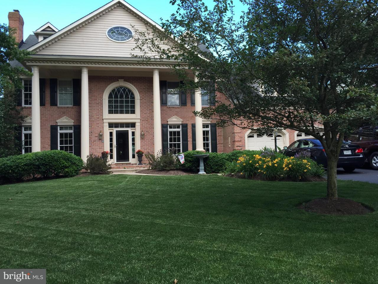 独户住宅 为 销售 在 105 Stonestep Court 105 Stonestep Court Millersville, 马里兰州 21108 美国