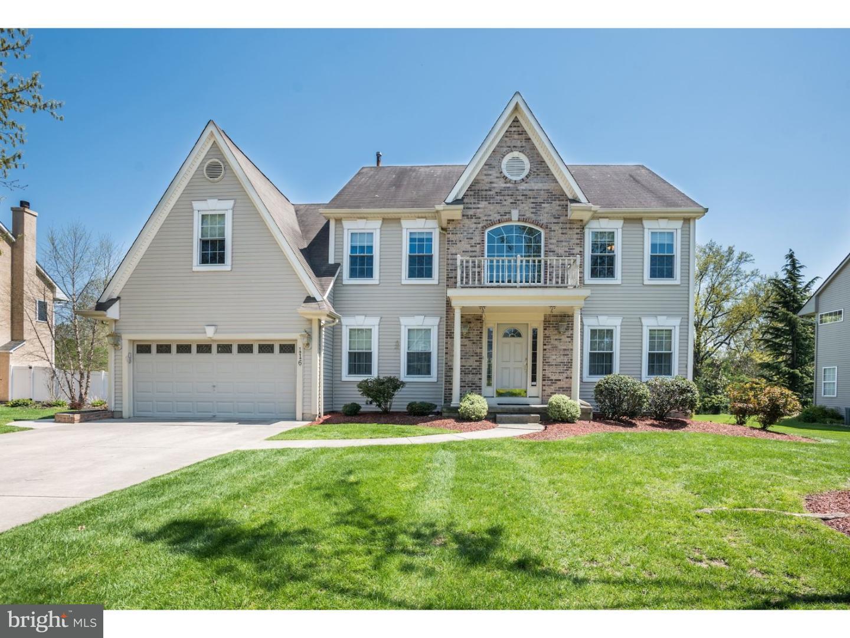 Casa Unifamiliar por un Venta en 116 HASTINGS Place Cinnaminson, Nueva Jersey 08077 Estados Unidos