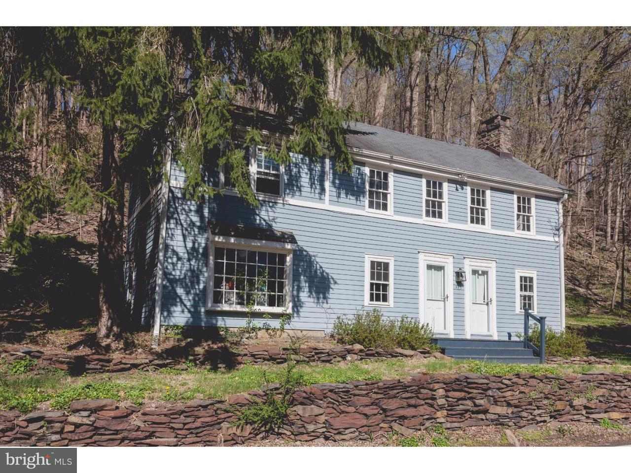 Single Family Home for Rent at 225 RIVER Road Pipersville, Pennsylvania 18947 United States