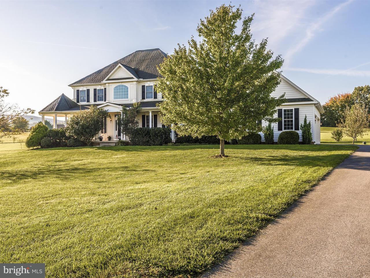 Частный односемейный дом для того Продажа на 20111 W Stone Court 20111 W Stone Court Keedysville, Мэриленд 21756 Соединенные Штаты