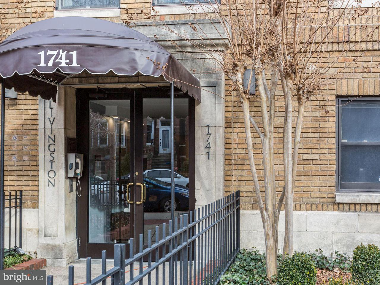 Condominium for Rent at 1741 T St NW #104 Washington, District Of Columbia 20009 United States
