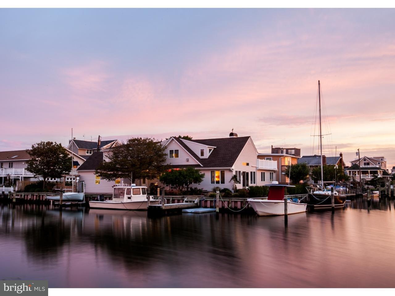 Casa Unifamiliar por un Venta en 314 COVE Lane Beach Haven, Nueva Jersey 08008 Estados Unidos