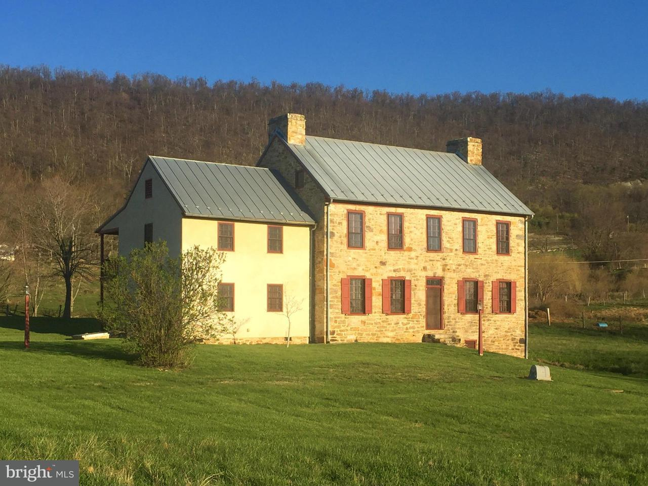 Farm for Sale at 1789 Poor House Rd Martinsburg, West Virginia 25403 United States