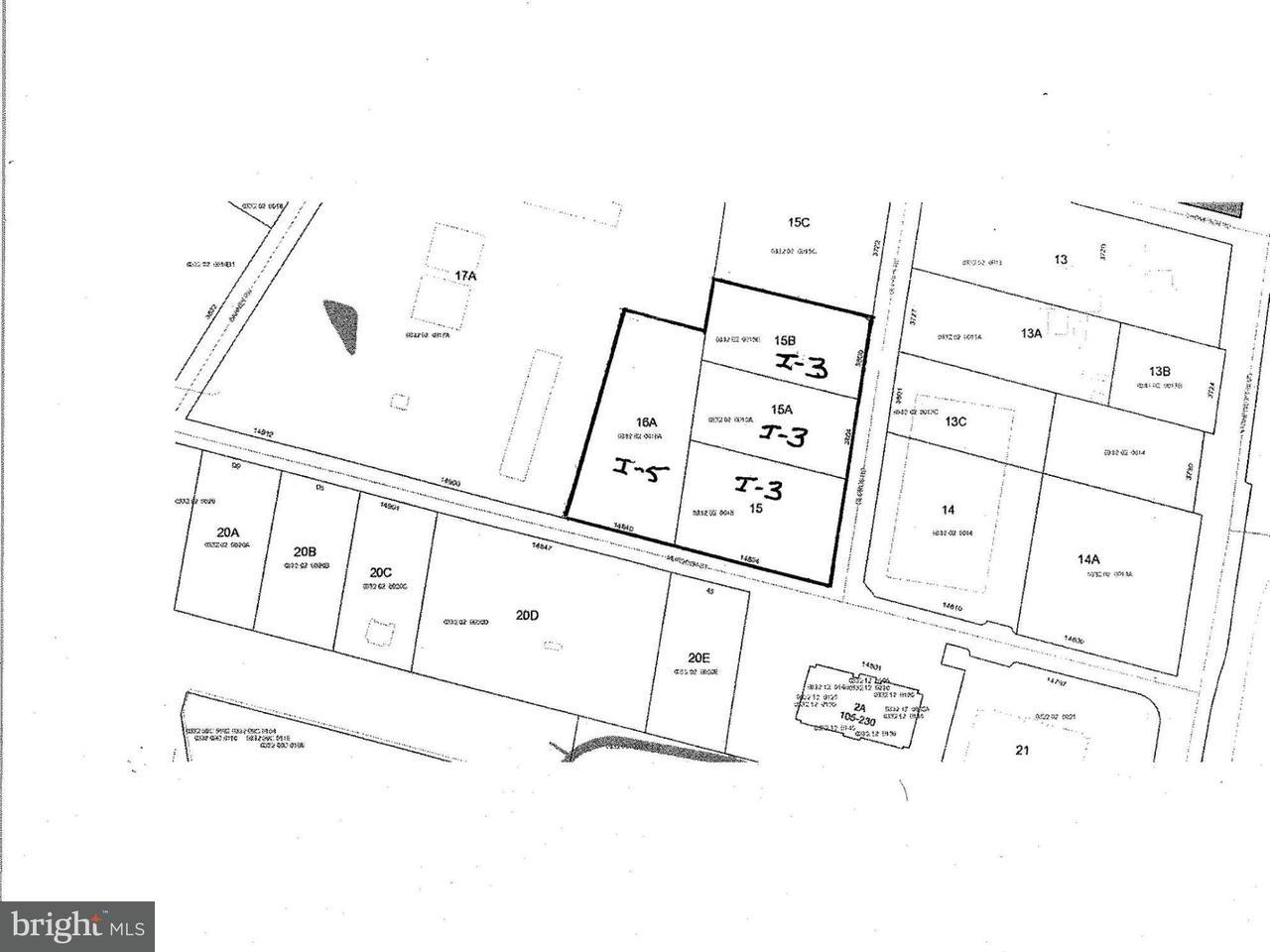 Земля для того Продажа на 14834 Murdock Street 14834 Murdock Street Chantilly, Виргиния 20151 Соединенные Штаты
