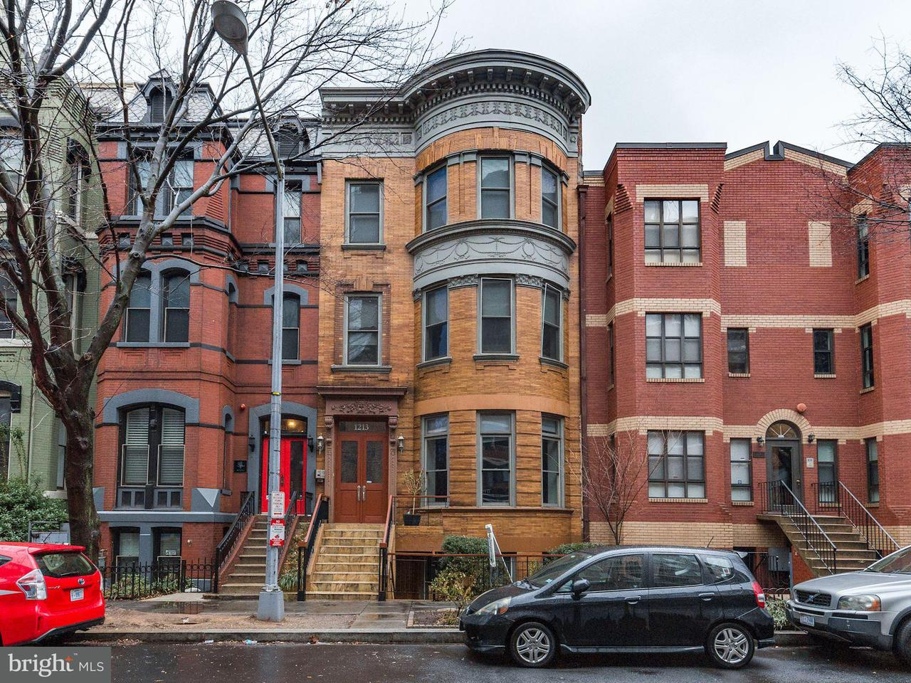 Single Family for Sale at 1213 N St NW #b Washington, District Of Columbia 20005 United States