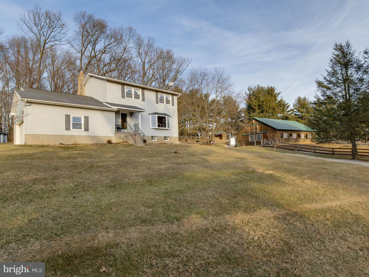 Farm for Sale at 5141 Hoffmanville Rd Millers, Maryland 21102 United States