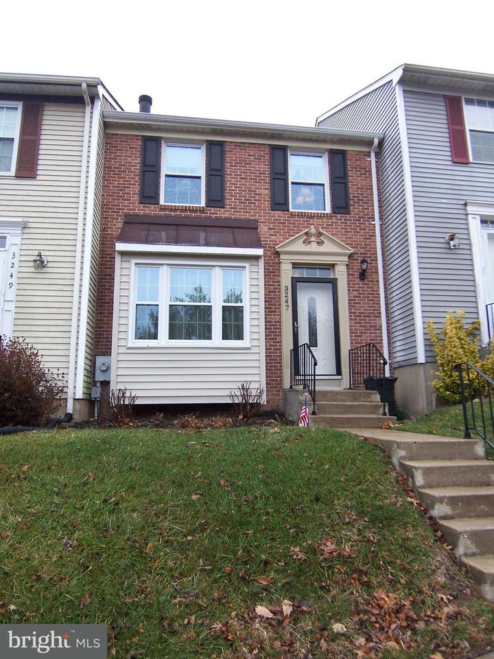 Other Residential for Rent at 3247 Stone Eagle Ct Abingdon, Maryland 21009 United States